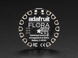 FLORA -V3 Giyilebilir Elektronik Platform - Arduino uyumlu - Thumbnail