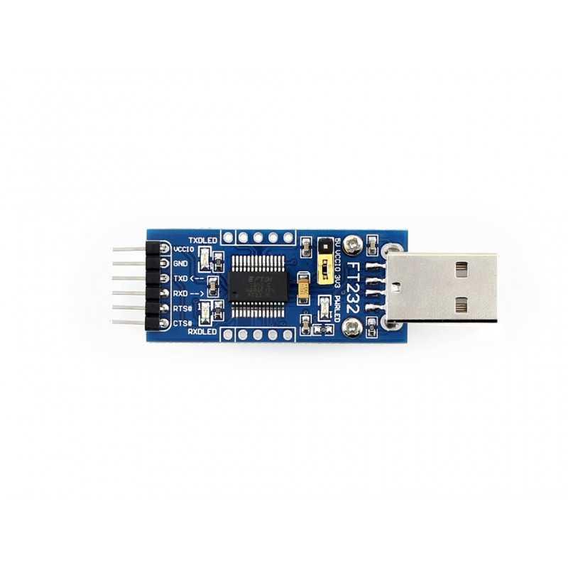 FT232 Usb Uart Dönüştürücü (Tip A)