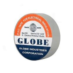 Globe İzole Bant (Elektrik Bandı)-Beyaz - Thumbnail