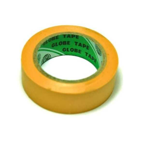 Globe İzole Bant (Elektrik Bandı)-Sarı