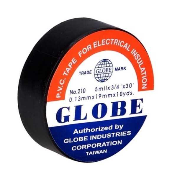Globe İzole Bant (Elektrik Bandı)-Siyah