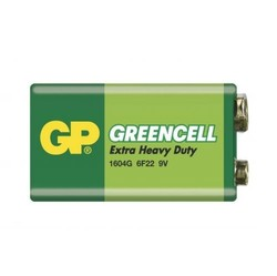 GP Greencell 9V Pil - Thumbnail