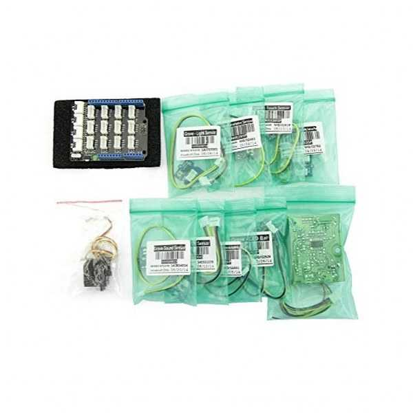 Grove Starter Kit- LinkIt ONE/Arduino UNO Shield
