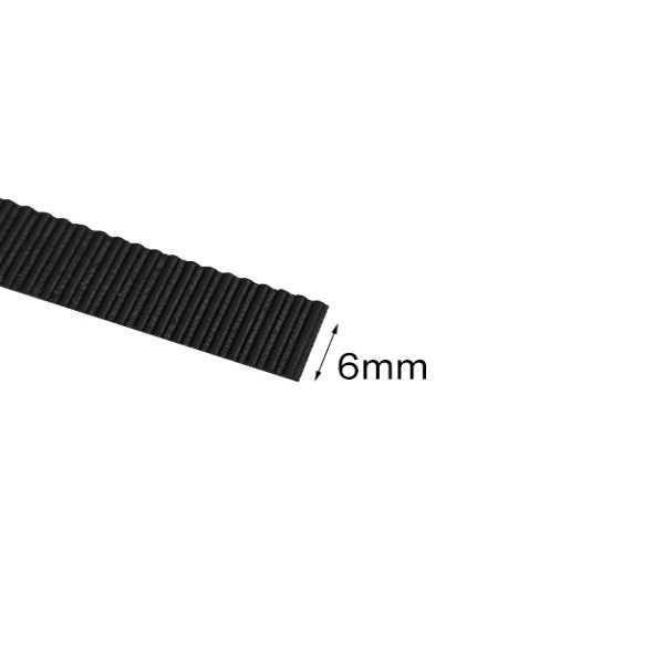 3D Yazıcı Parçaları - GT2-6mm Kayış - 1m