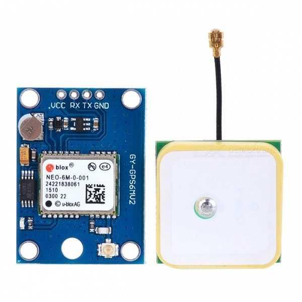 GPS - GY-NEO6MV2 GPS Modülü
