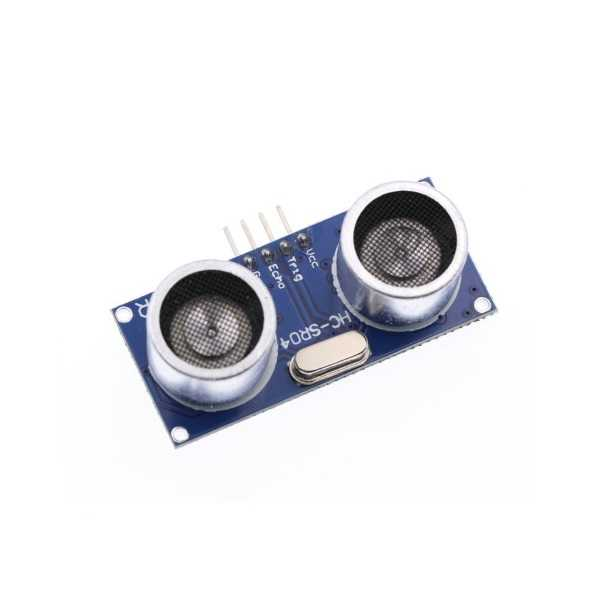 HC-SR04 Arduino Ultrasonic Mesafe Sensörü