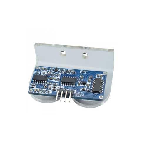 Robot Kit ve Aksesuarları - HC-SR04 Ultrasonic Sensör Tutucu