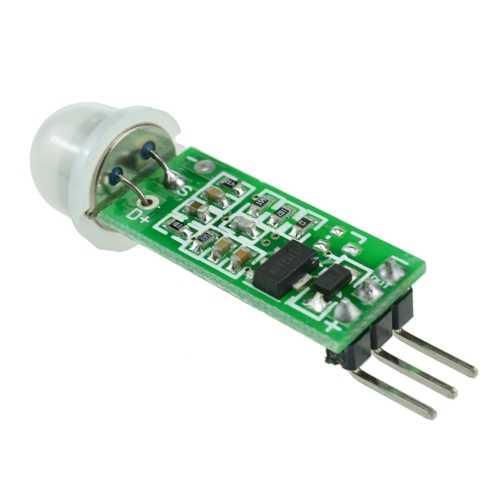 HC-SR505 Mini PIR Sensör Modülü