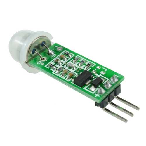 Mesafe - Çizgi - Cisim - HC-SR505 Mini PIR Sensör Modülü