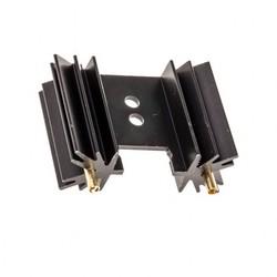 Heatsink-Soğutucu TO-220 - Klips Montaj - Thumbnail