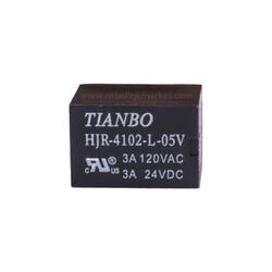 HJR-4102-L-5VDC TIANBO Röle - Thumbnail