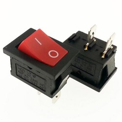 IC-120A Mini Işıksız Anahtar ON-OFF 2P - Thumbnail