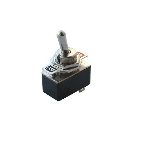 IC-149 Toggle Switch 2P (KN3-1) ON-OFF - 12mm
