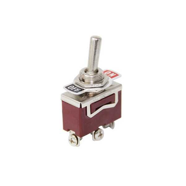 IC-152 Toggle Switch 3P ON-OFF - 12mm