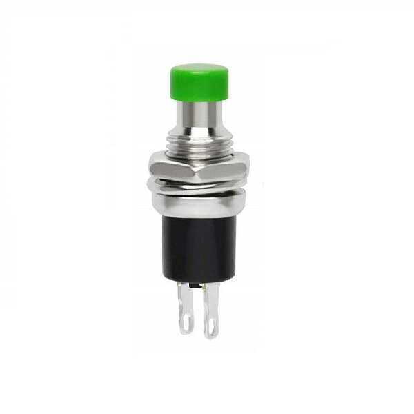 IC-177 Buton 7mm - Yeşil