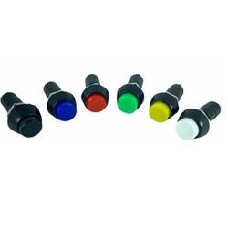 IC-185 Plastik On-Off Anahtar - Kırmızı - Thumbnail
