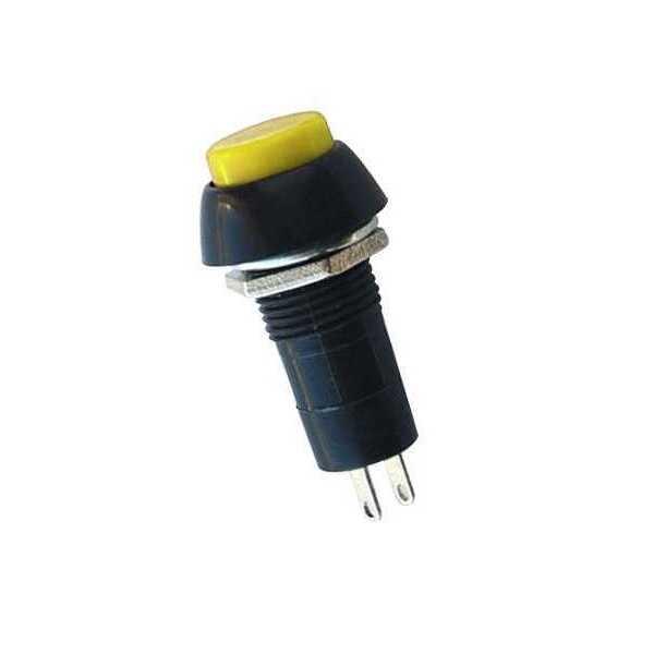 IC-185 Plastik On-Off Anahtar - Sarı