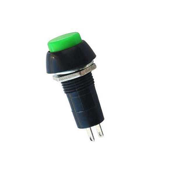 IC-185 Plastik On-Off Anahtar - Yeşil