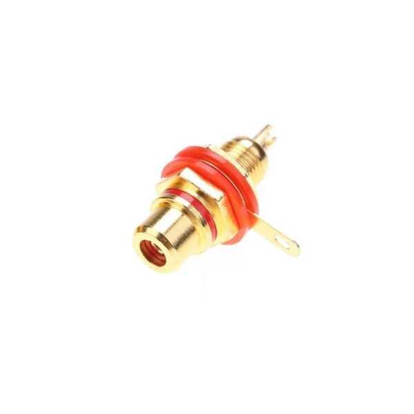 IC-261C RCA Jak Gold Dişi