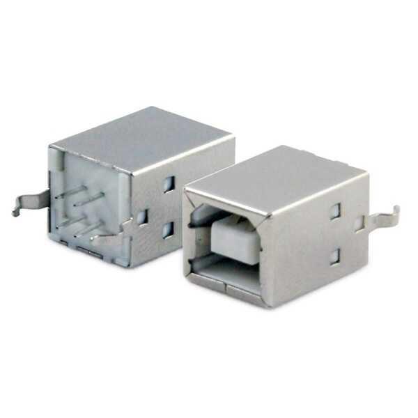 IC-263 USB Şase B Tip 180°Dişi