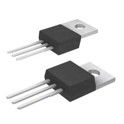 IRF4905 - 74A 55V P-MOSFET - TO220 Mosfet - Thumbnail