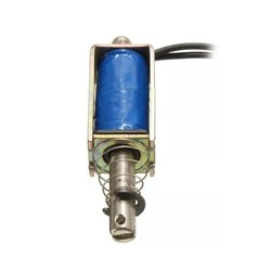 İtme Çekme Solenoid-12VDC - Thumbnail