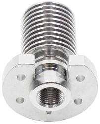 J-Head Hotend Aluminyum Montaj Plakası U-Shaped - Thumbnail