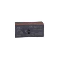 JQX-115F ( HF115 ) / 012-2ZS4 Röle 12VDC 8A - Thumbnail
