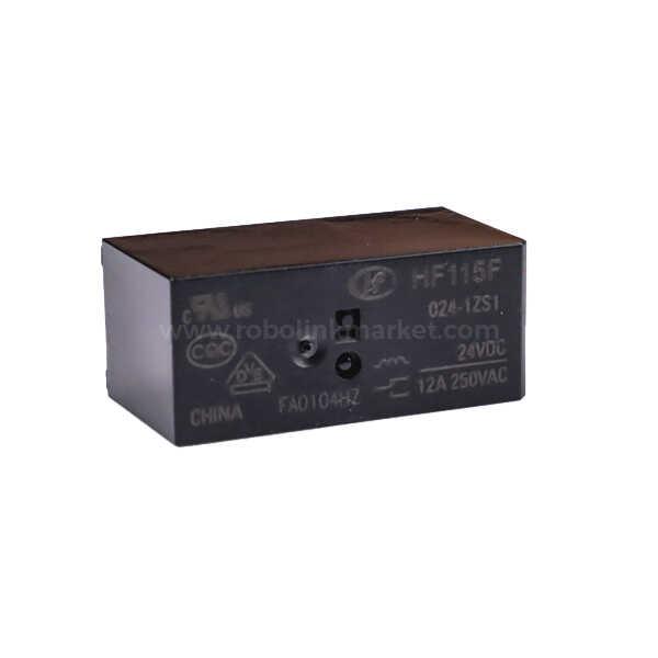 Röle - JQX-115F ( HF115 ) / 024-1ZS1 Röle 24VDC 12A