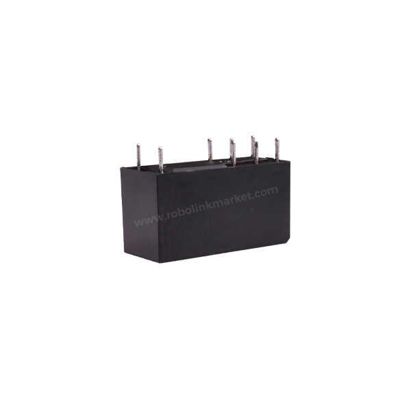 JQX-115F ( HF115 ) / 024-1ZS3 Röle 24VDC 16A