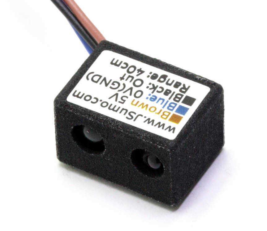 JS40F Kızılötesi Mesafe Sensörü
