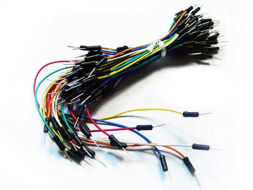 Jumper Kablo Erkek-Erkek (65 Adet)