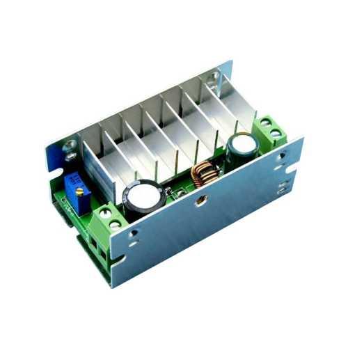 Voltaj Regüle Kartları - K101 200W Ayarlanabilir DC/DC Voltaj Regülatörü