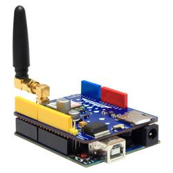Kapadokya GSM Shield / Arduino GSM Shield (IMEI Kayıtlıdır) - Thumbnail