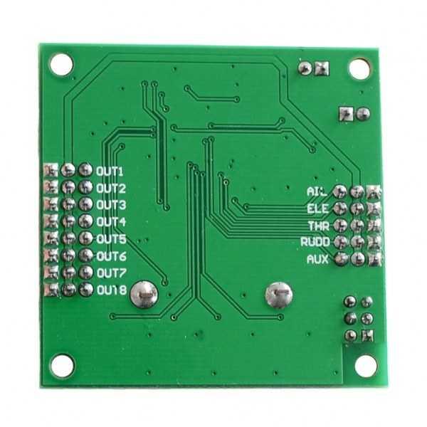 KK2.15 Multirotor Ekranlı Uçuş Kontrol Kartı