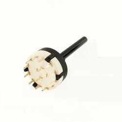 Komütatör 4x3 Kademeli Potansiyometre - Thumbnail