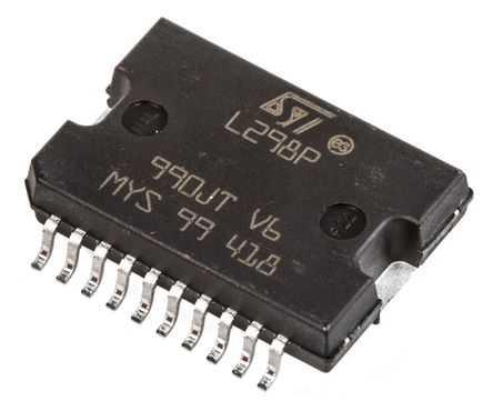 Motor Sürücüleri - L298P
