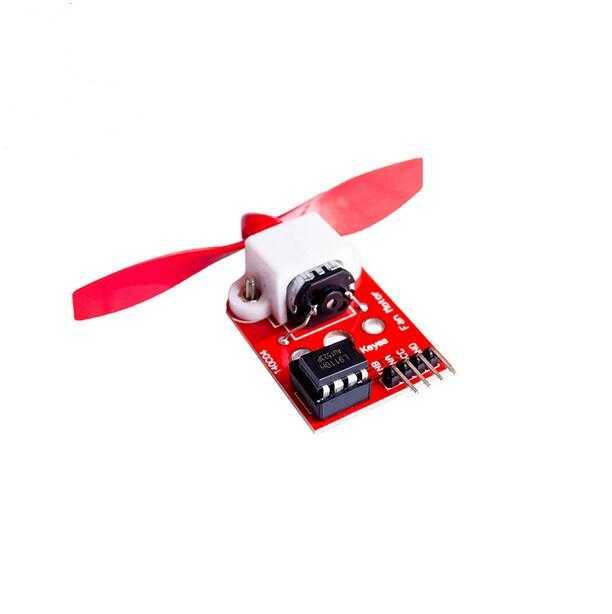 L9110 Fan Modülü