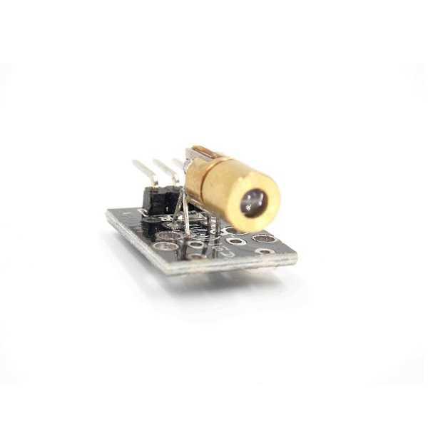Mesafe - Çizgi - Cisim - Lazer Sensör
