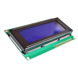 Karakter LCD - LCD 20x04 + 1602 I2C Arayüzü Modülü