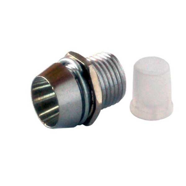 LED Soketi Metal - IC-224
