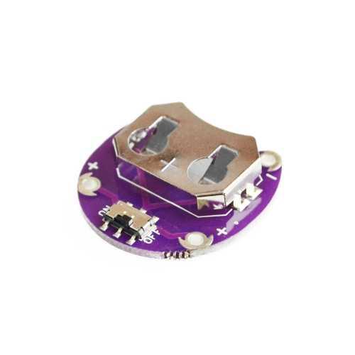 LilyPad CR2032 Batarya Yuvası