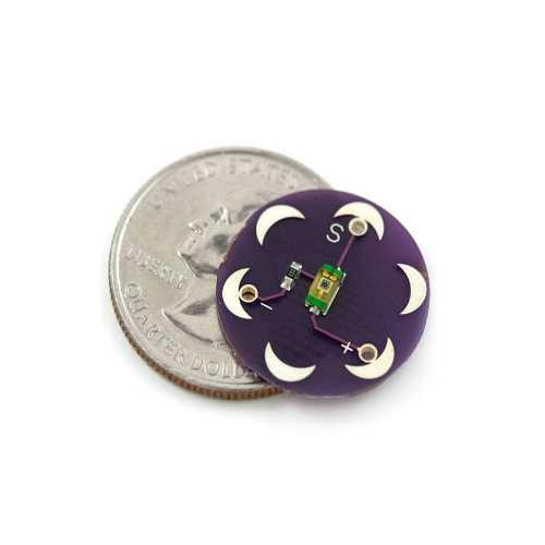Giyilebilir - Dikilebilir Teknoloji - Lilypad Işık Sensörü