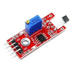 Manyetik - Hall Switch Sensör Kartı