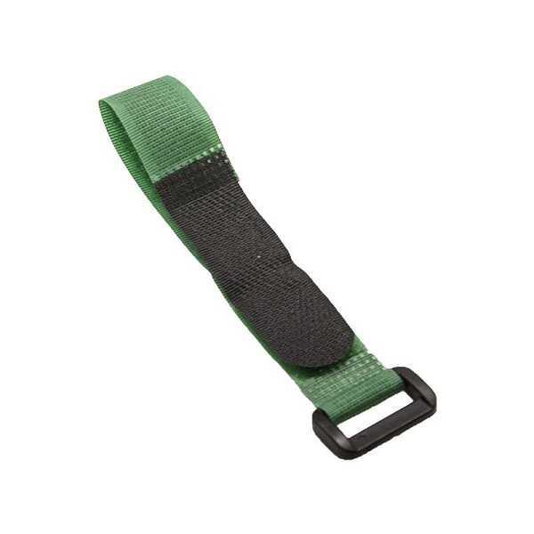 Lipo Pil Tutucu Cırt Bant 20x200mm - Yeşil