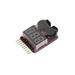 Multimetre - Lipo Voltaj Ölçer