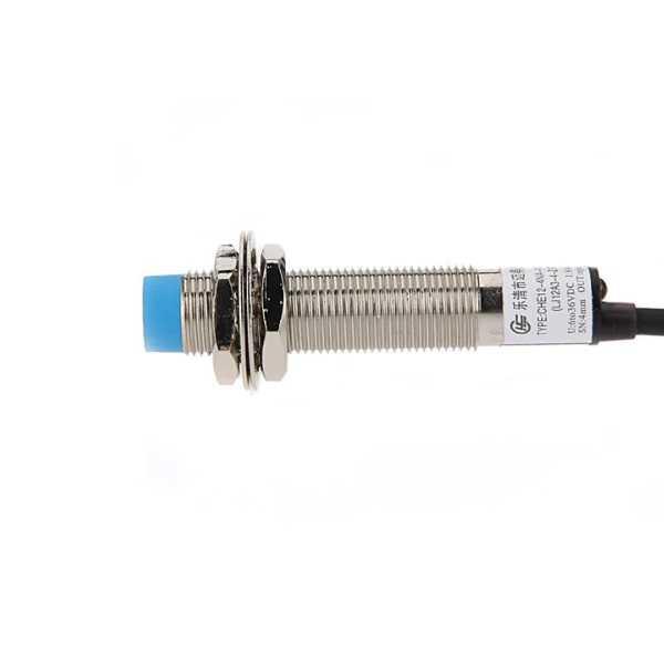 3D Yazıcı Parçaları - LJ12A3-4-Z/BX Endüktif Mesafe Sensörü