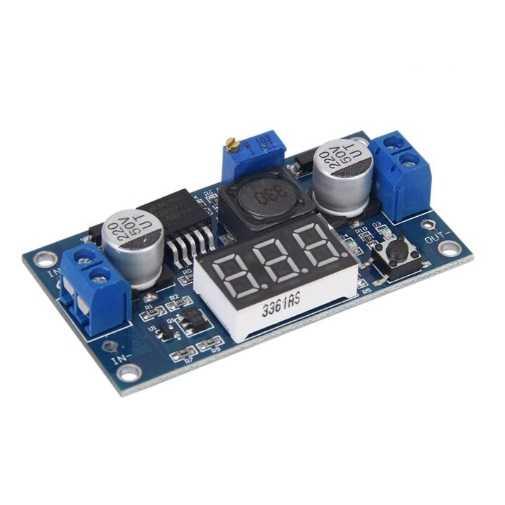 LM2577 Ayarlanabilir DC-DC Voltaj Regülatörü-Yükseltici