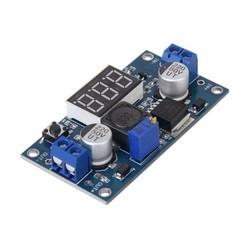 XL6009 Ekranlı Ayarlanabilir DC-DC Voltaj Regülatörü-Yükseltici - Thumbnail