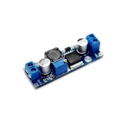 LM2596 Ayarlanabilir DC/DC Voltaj Regülatörü - Klemensli - Thumbnail